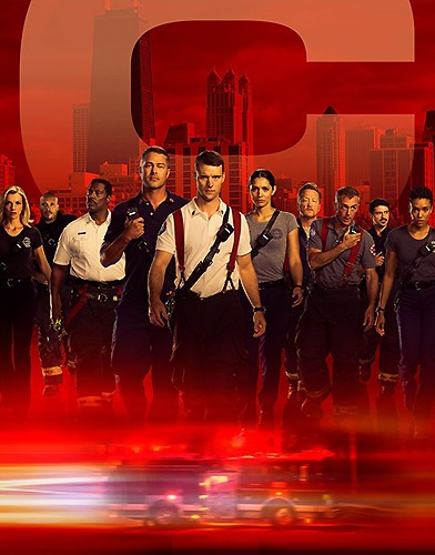 Chicago Fire season 8 poster