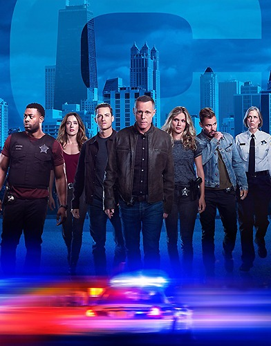 Chicago PD season 7 poster