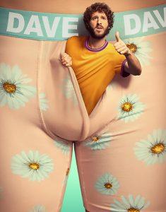 Dave season 1 poster