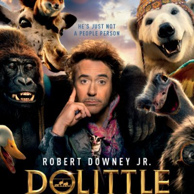 Dolittle 2020 movie