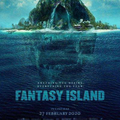 Fantasy Island movie 2020