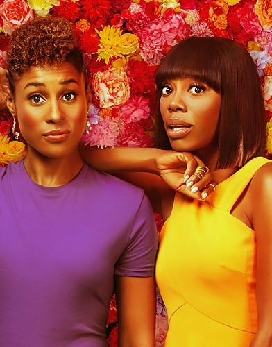 Insecure season 4 poster