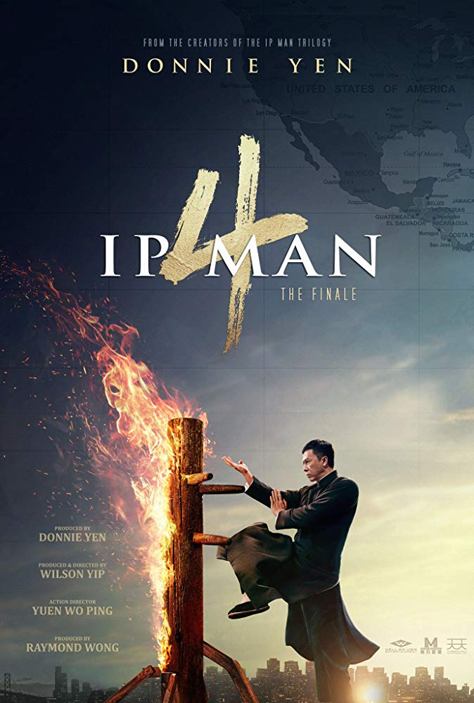 Ip Man 4 The Finale Movie