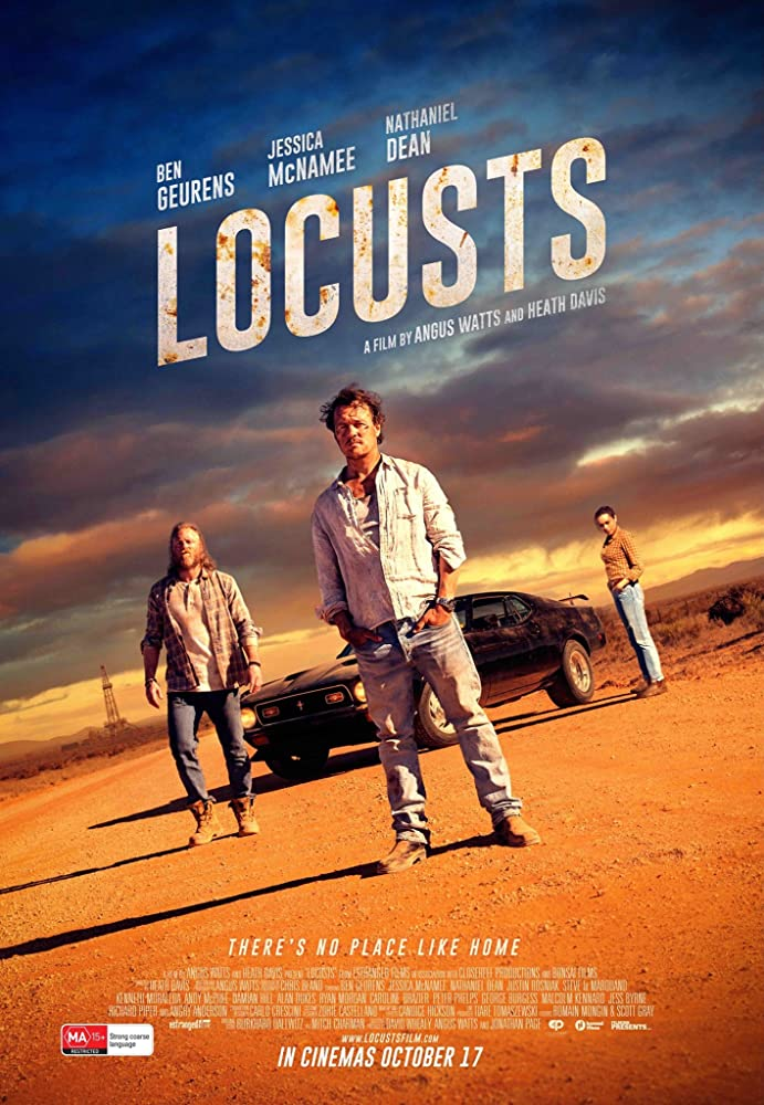 Locusts movie