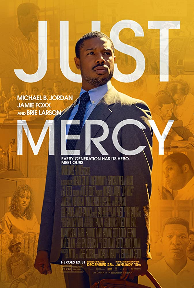 Just Mercy movie