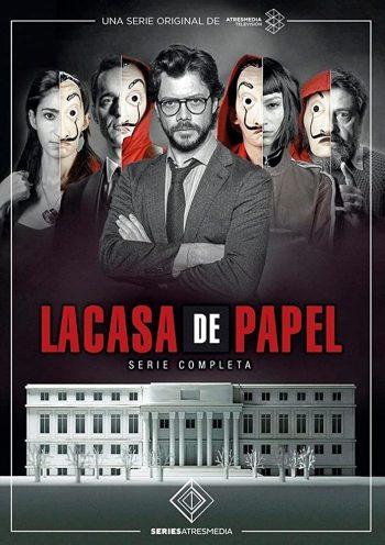 Money Heist La Casa de Papel SEASON 1
