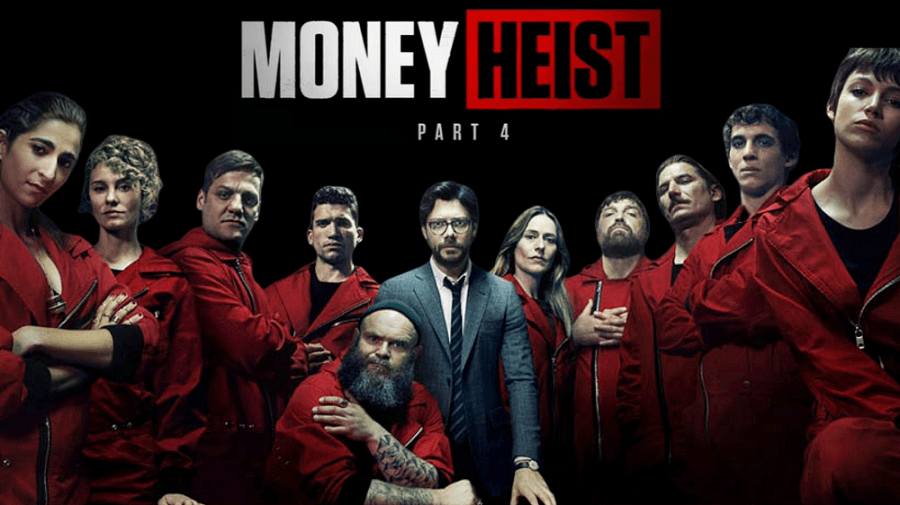 SUBTITLE: Money Heist (La Casa de Papel) Season 4 Episode 1