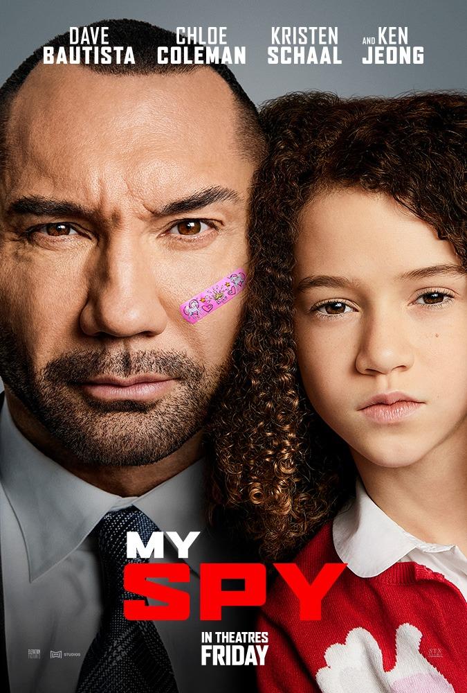 My Spy Movie