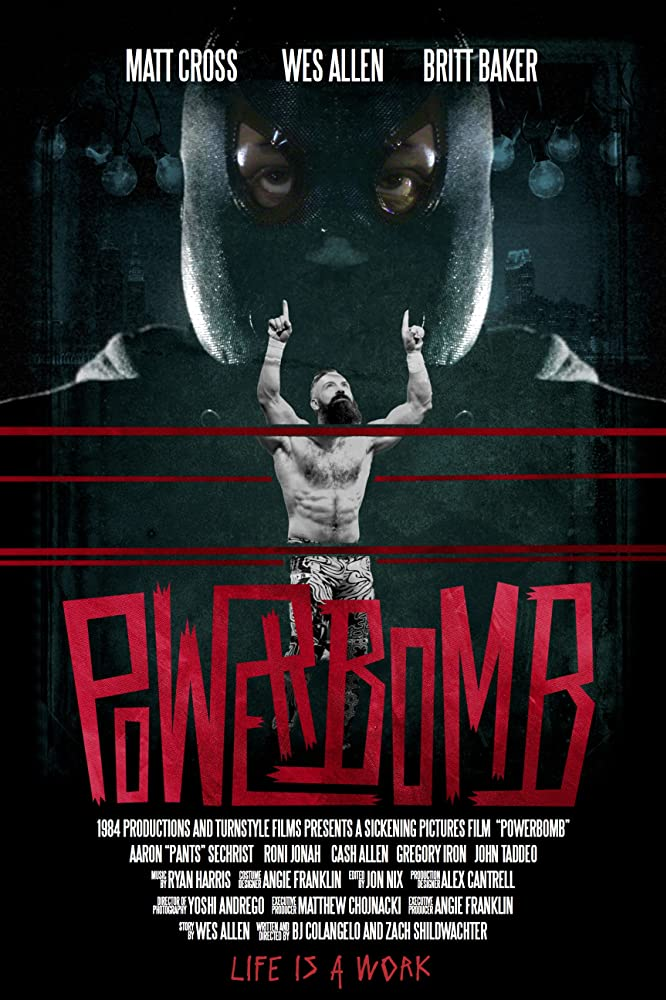 Powerbomb Movie mp4