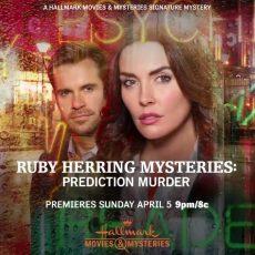 Ruby Herring Mysteries Prediction Murder movie