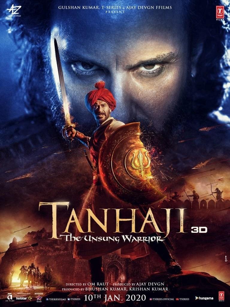 Tanhaji The Unsung Warrior Movie 2020