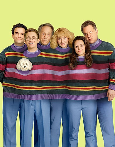 The Goldbergs season 7 poster 1