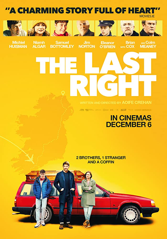 The Last Right 2019 movie