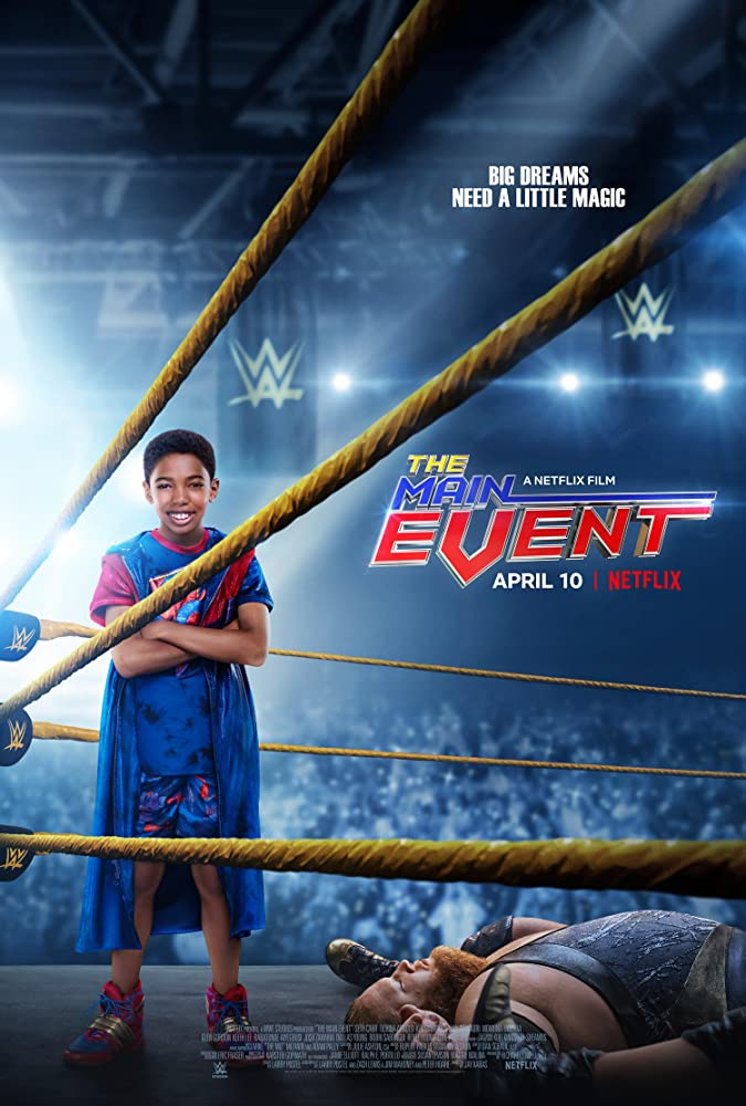 The Main Event movie 2020