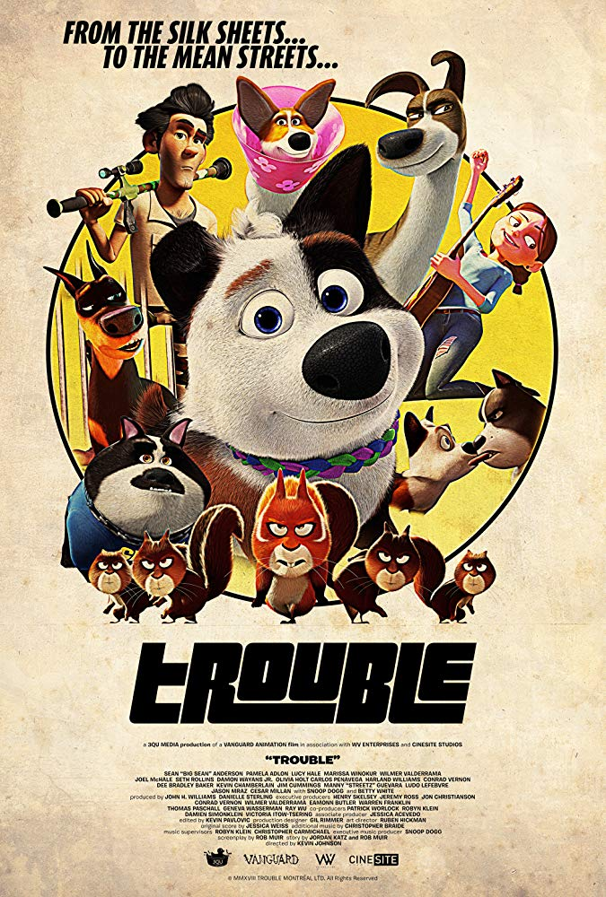 Trouble Movie