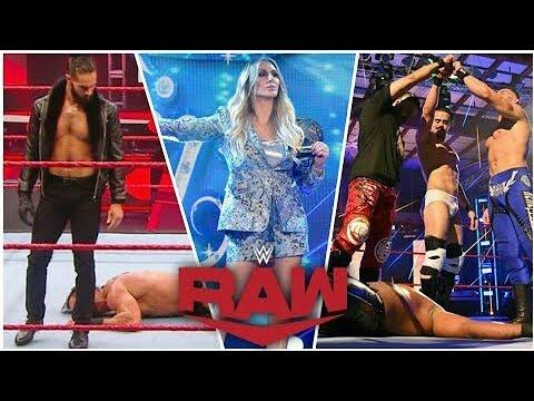 WWE Raw 13 04 2020