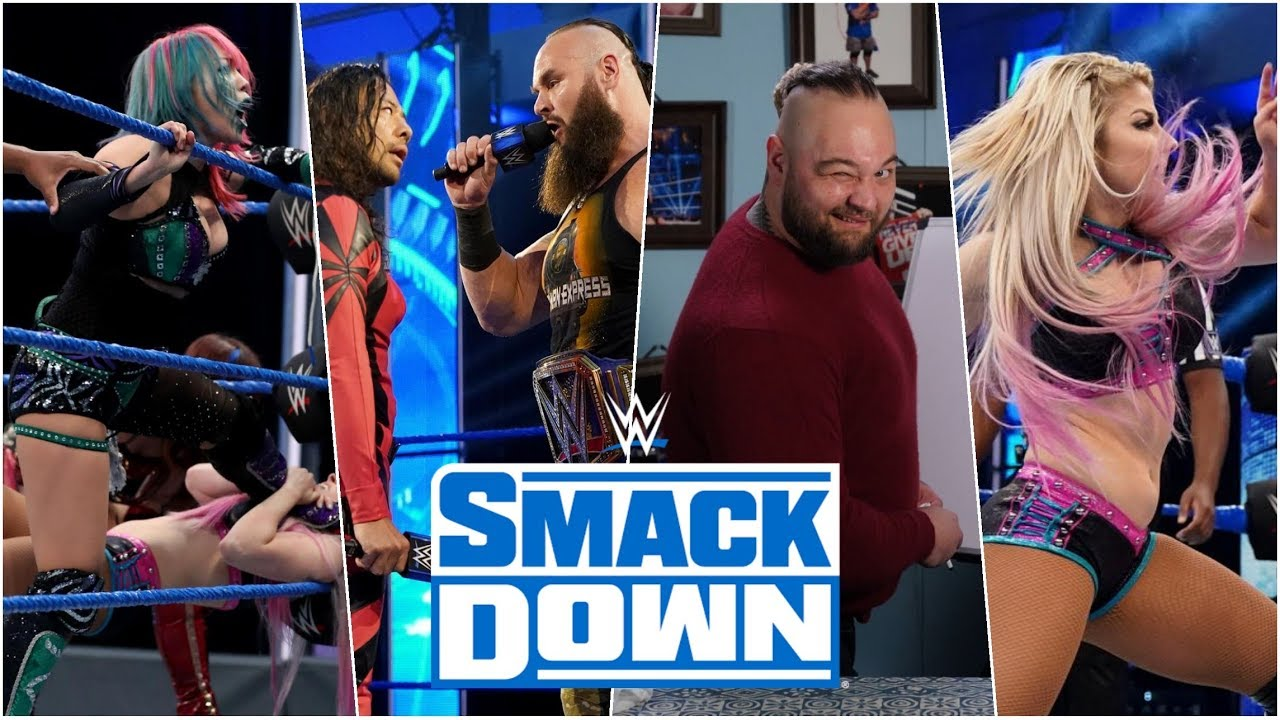 WWE Smackdown 10 04 2020