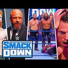 WWE Smackdown 24 04 2020