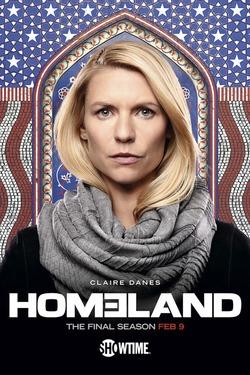 homeland season 8