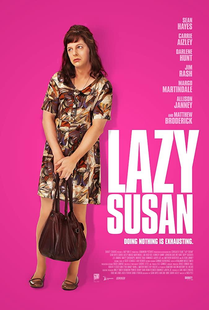 lazy susan 2020 movie