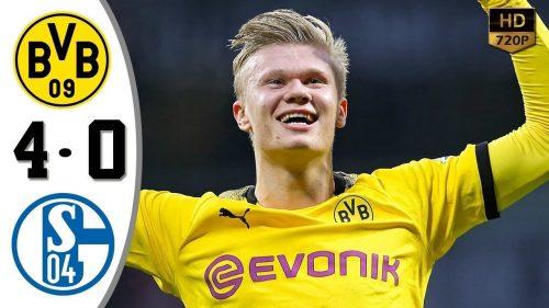 Dortmund Schalke 2020 Highlights