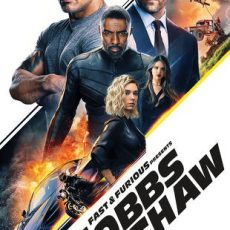 Fast Furious Hobbs Shaw 2019