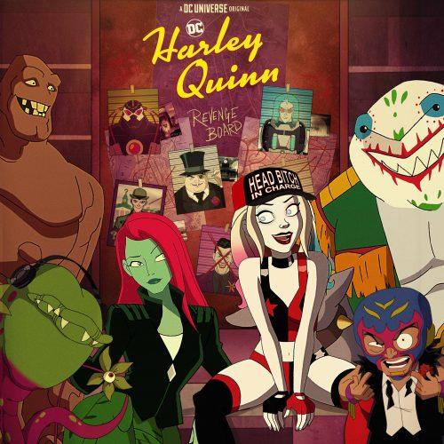 Harley Quinn season 2 poster