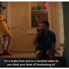 Inside The Rain Subtitle