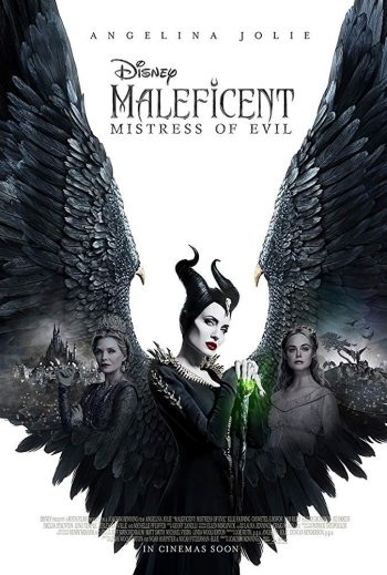 Maleficient Mistress of Evil Movie