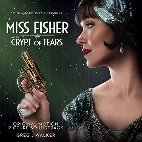 Miss Fisher the Crypt of Tears movie