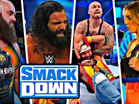 WWE Friday Night SmackDown 15 May 2020