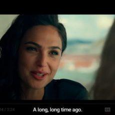 Wonder Woman subtitle