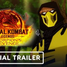 Mortal Kombat Legends: Scorpion's Revenge Subtitle