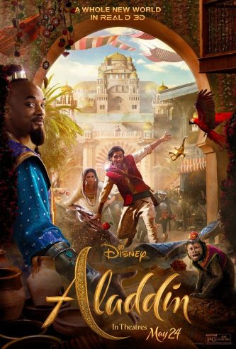 Aladdin 2019 Dual Audio Hindi English