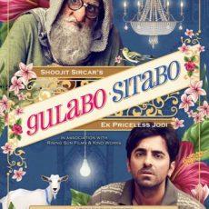 Gulabo Sitabo 2020