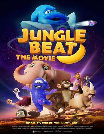 Jungle Beat The Movie 2020