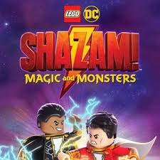 LEGO DC Shazam – Magic Monsters 2020