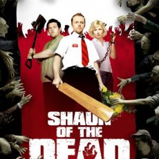 Shaun of the Dead 2004 poster