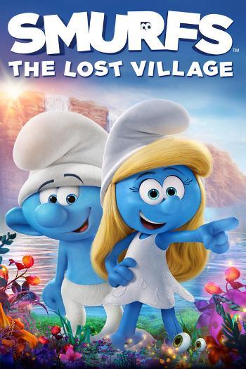 Smurfs The Lost Village 2017 movie