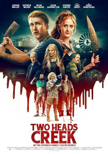 Two Heads Creek 2019 Dual Audio Hindi-English