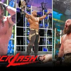 WWE Backlash 2020 Show