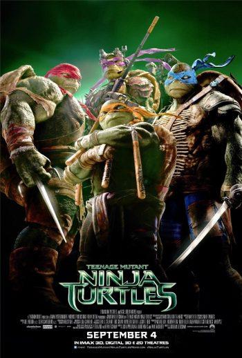 teenage mutant ninja turtle 2014