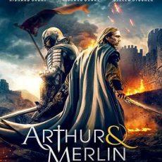 Arthur Merlin Knights of Camelot 2020