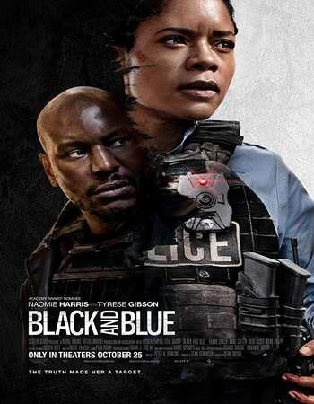 Black and Blue 2019 Dual Audio Hindi English