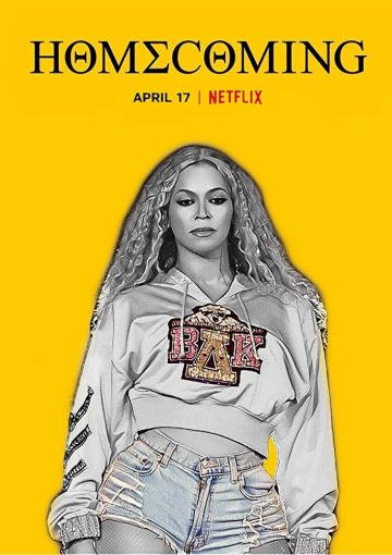Homecoming A Film by Beyoncé
