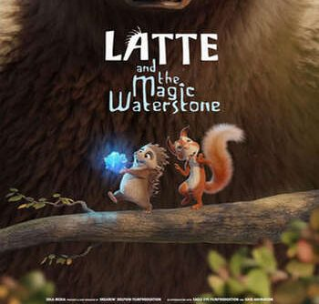 Latte the Magic Waterstone 2019