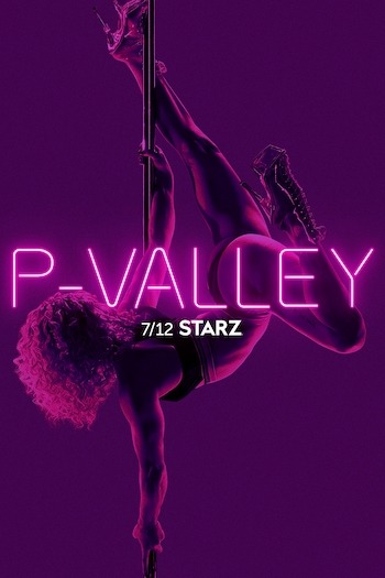P Valley poster
