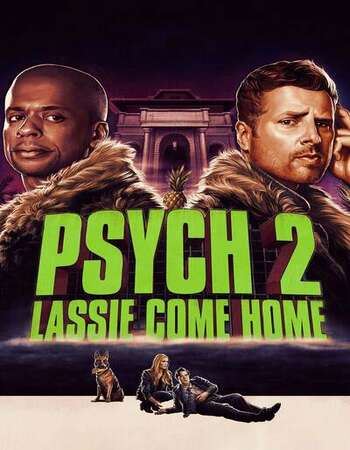 Psych 2 Lassie Come Home 2020 subtitles