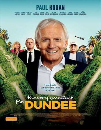 The Very Excellent Mr. Dundee 2020 subtitles