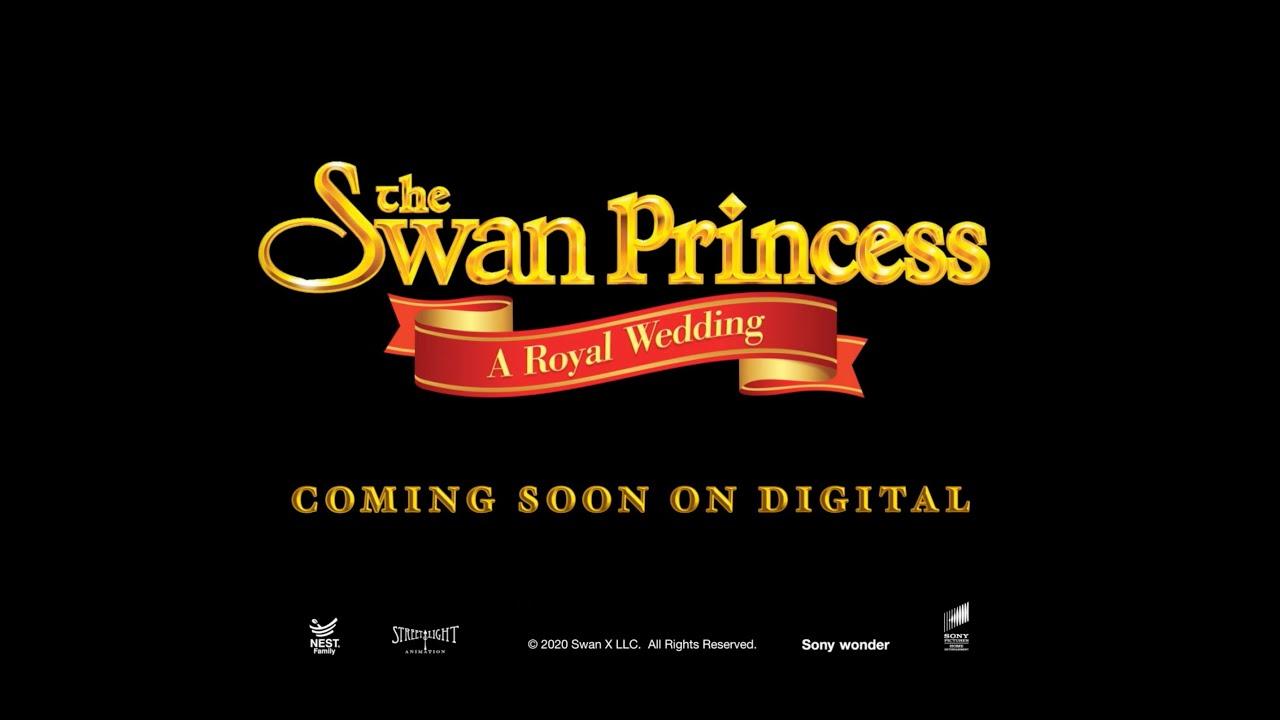 The Swan Princess: A Royal Wedding (2020) | Full Movie Download | StagaTV